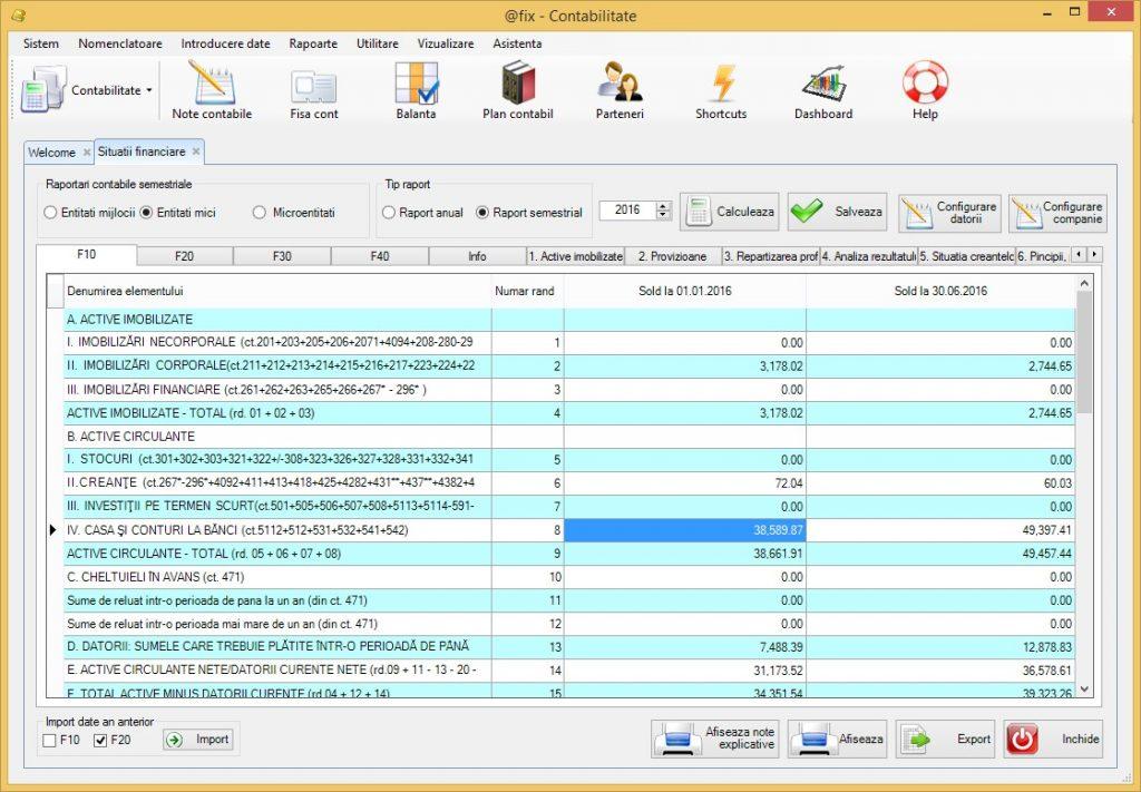 ERP Contabilitate Program